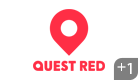 Quest Red +1
